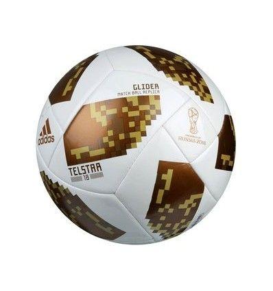 Balón Adidas Telstar 2018 Glider Mundial 2018.