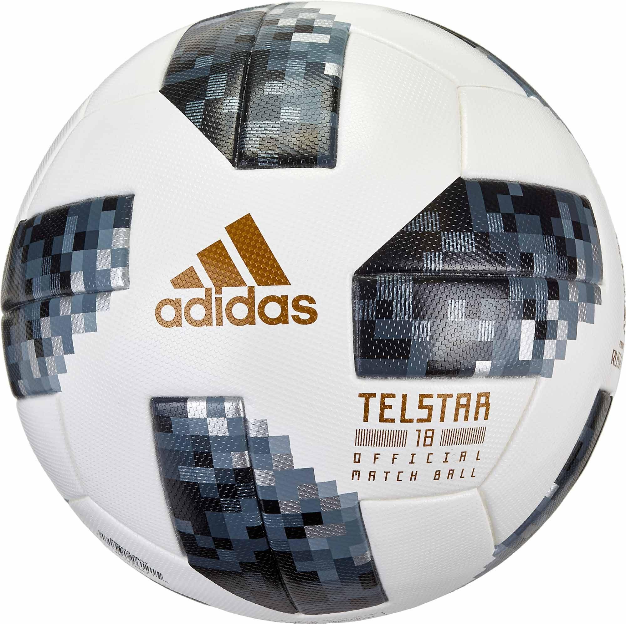 La tecnología detrás de Telstar 18, la pelota del mundial.