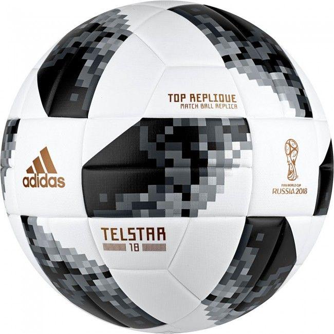 Balón Réplica Mundial de Fútbol Rusia 2018 Telstar top football.