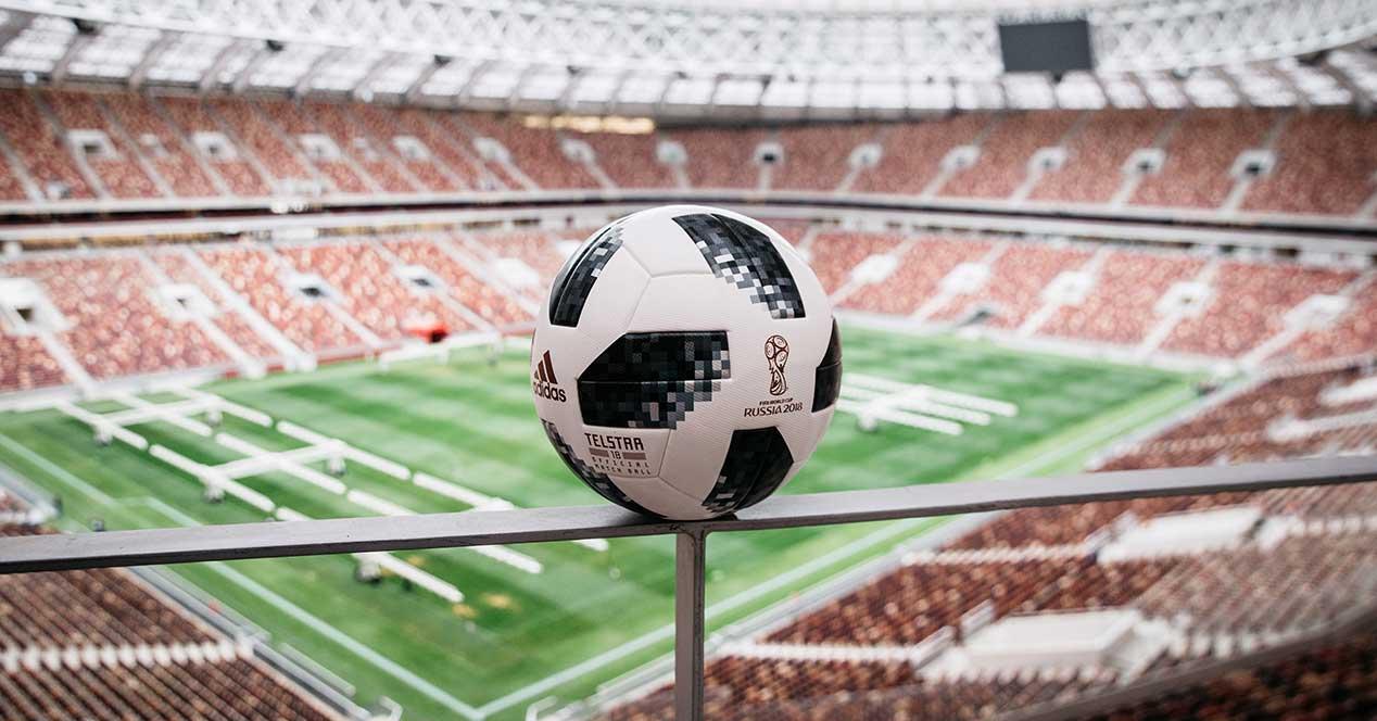 Por qué el balón del Mundial de Rusia 2018 tiene un icono de Wi.