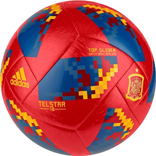 Balón Selección Española de Fútbol Mundial Rusia 2018. #lopsport.