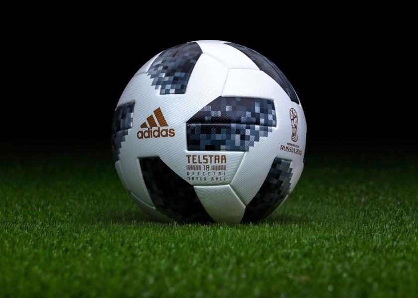 Adidas Telstar 18, toda la tecnología que esconde el balón del.