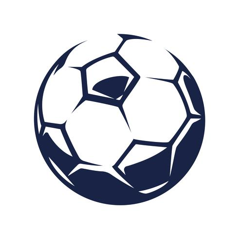 Vector Soccer Ball.