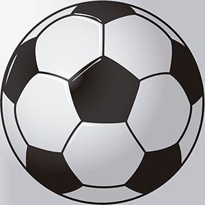 Balón de futbol.