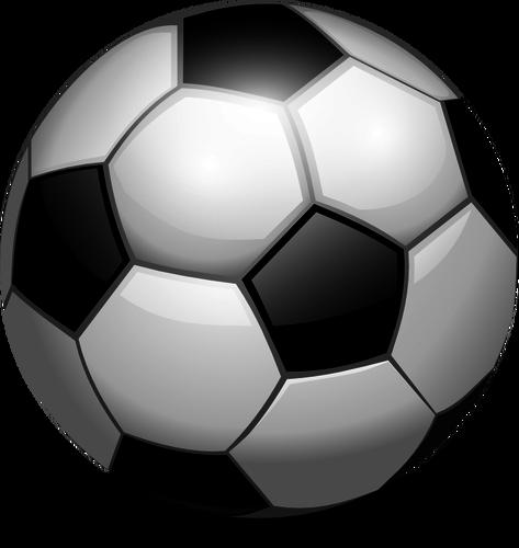 Balon Futbol Png Sin Fondo Vector, Clipart, PSD.