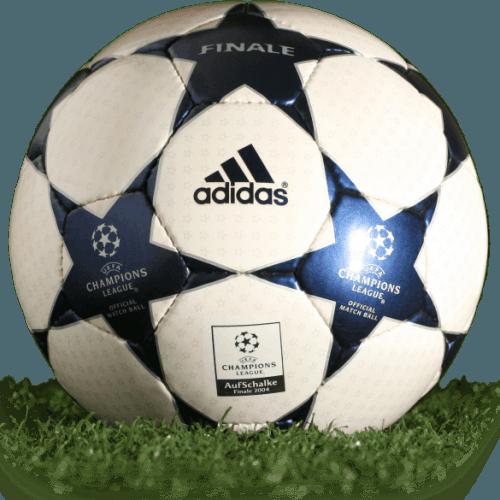 Adidas Finale AufSchalke is official final match ball of Champions.