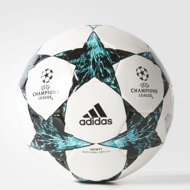 Adidas presentó su balón para Champions League 2017.