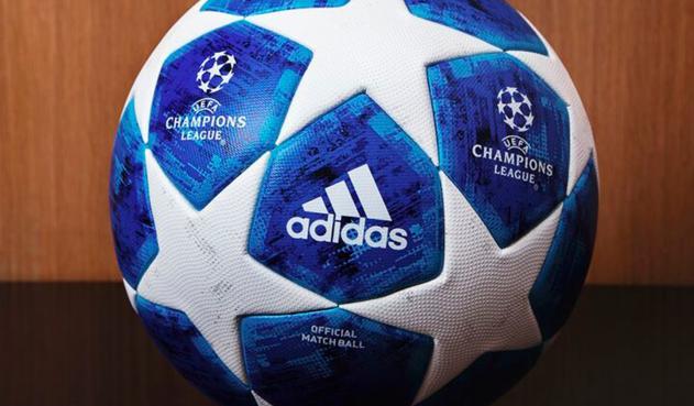 El balón de la Champions 2018.