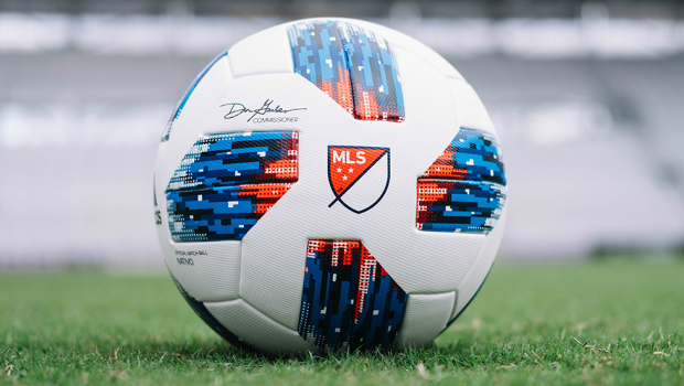MLS unveil adidas NATIVO as 2018 official match ball.