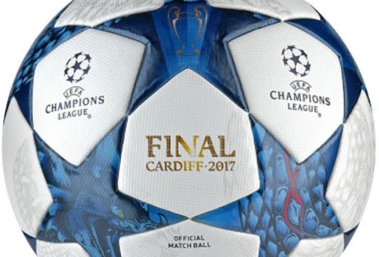 Adidas Finale Cardiff 2017: nuevo balón para la Champions League.