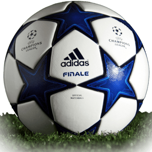 Adidas Finale 10 is official match ball of Champions League 2010/2011.