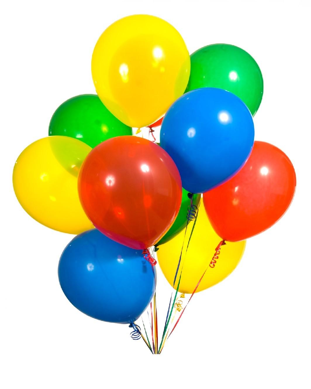 Balon PNG İndir.