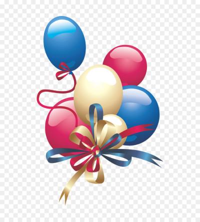 Balon PNG.