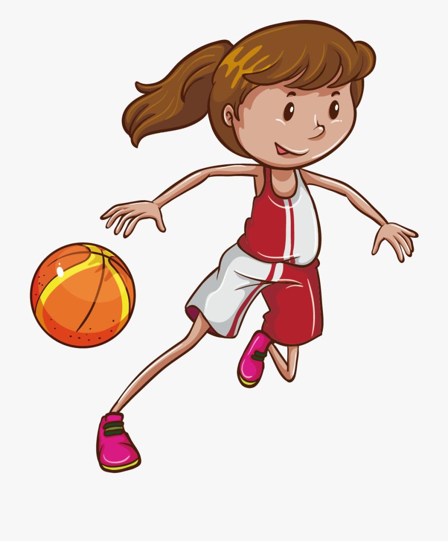 Basketball Stock Photography Illustration.