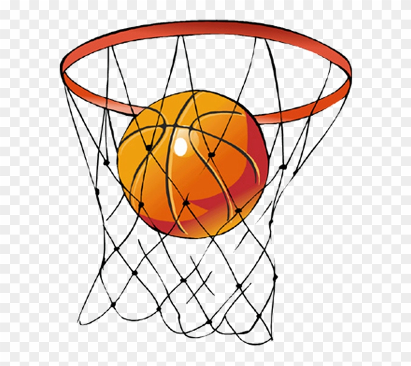 Basketball Net Clipart, HD Png Download.