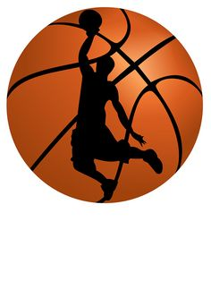 30 best Basketball clipart images in 2018.