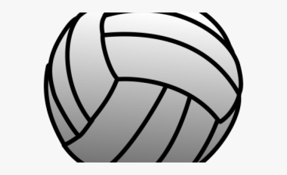 Volleyball Clipart Clear Background.