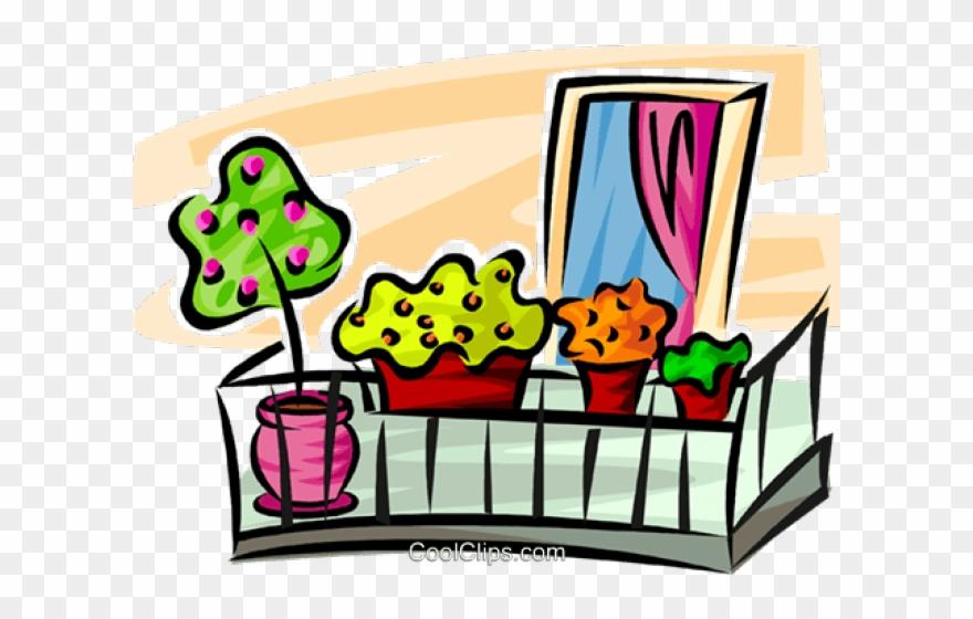 Balcony Clipart Clip Art.
