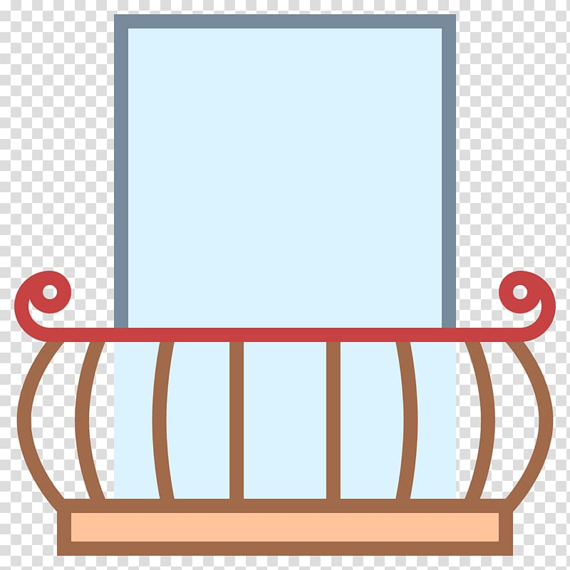Window Balcony Computer Icons , balcony transparent background PNG.