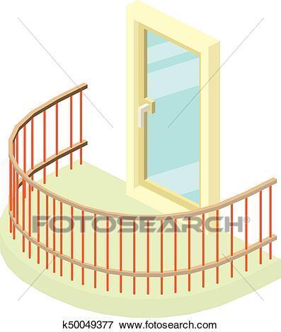 Balcony clipart 2 » Clipart Portal.