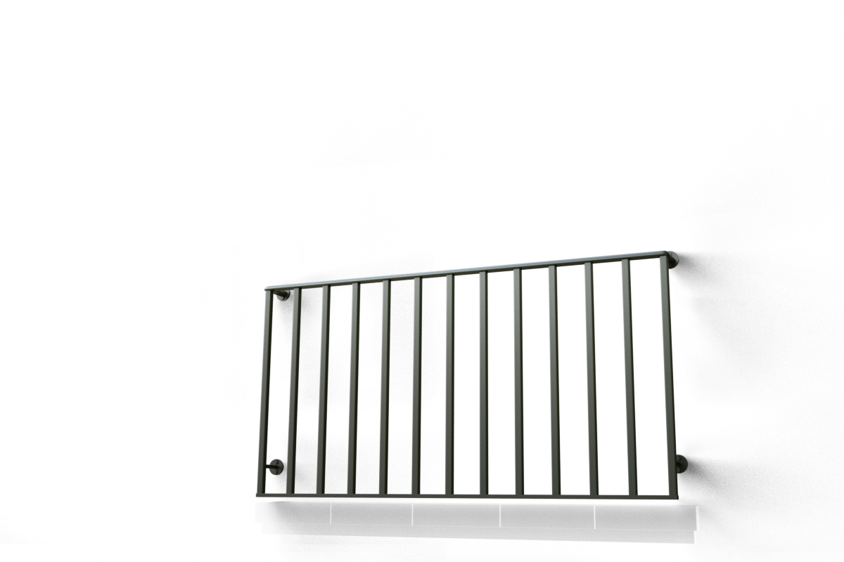 HD Juliet Balcony Railing Png , Free Unlimited Download #1485235.