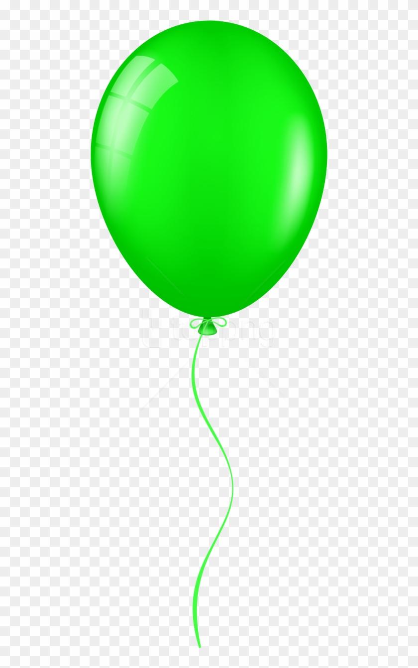 Free Png Download Green Balloon Clipart Png Photo Png.