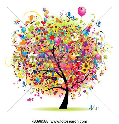Flower Clip Art EPS Images. 507,280 flower clipart vector.