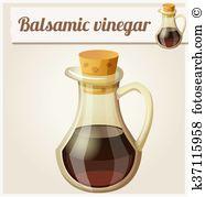 Balsamic vinegar Clip Art EPS Images. 25 balsamic vinegar clipart.