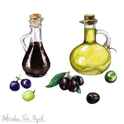 Vinegar Clip Art, Vector Images & Illustrations.