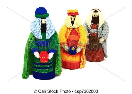 Stock Photography of Wisemen gifts.