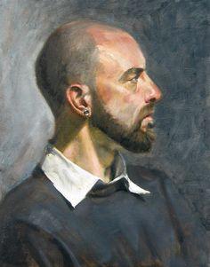 Portrait of Baldassare Castiglione Date probably Winter 1514.