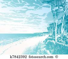 Baltic sea Clipart Vector Graphics. 250 baltic sea EPS clip art.