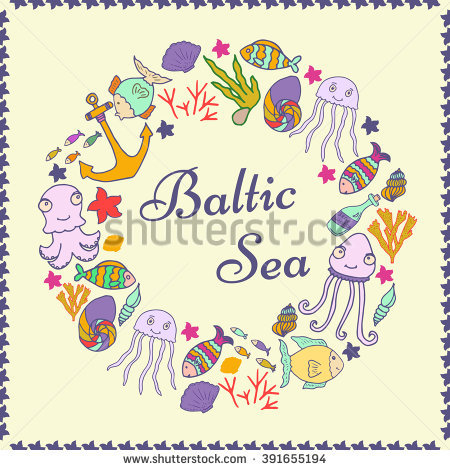 Baltic Sea Stock Photos, Royalty.