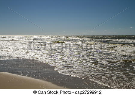 Clipart of sea.