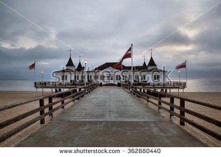 Ahlbeck Mecklenburg.