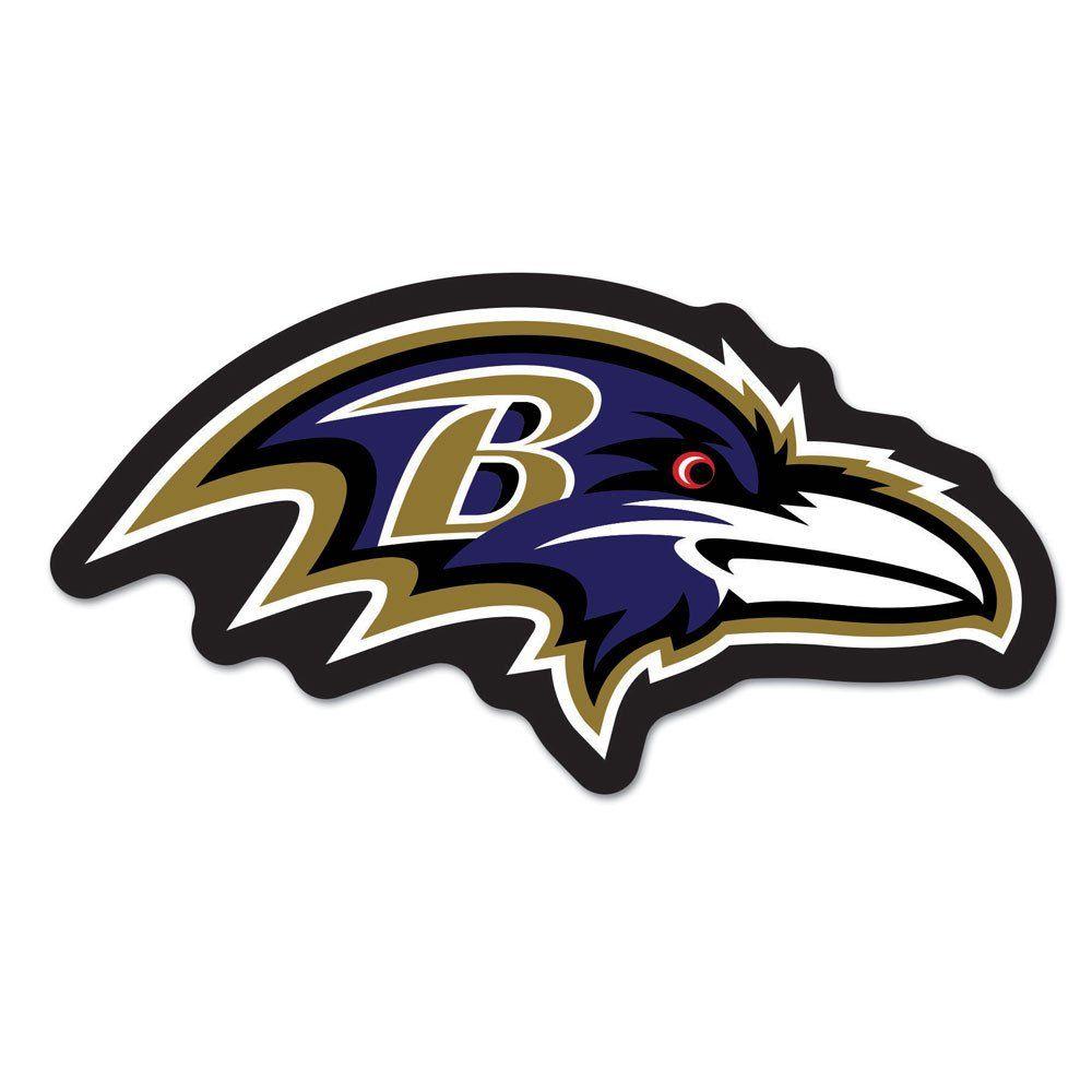 Baltimore Ravens Logo on the GoGo.