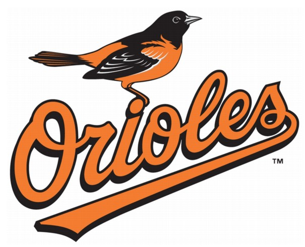 Baltimore Orioles Logo Clipart.