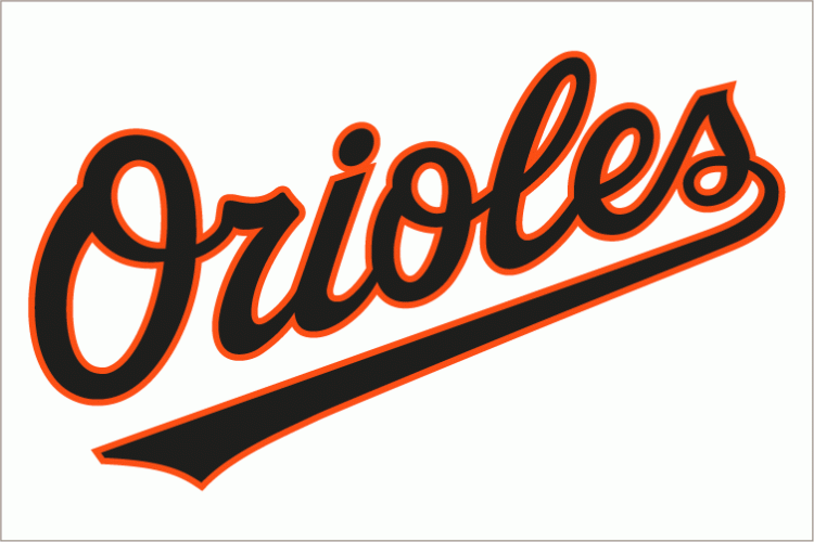 Orioles logo and uniform history.