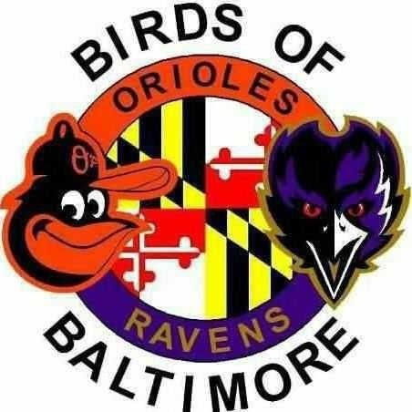 Baltimore raven clipart.
