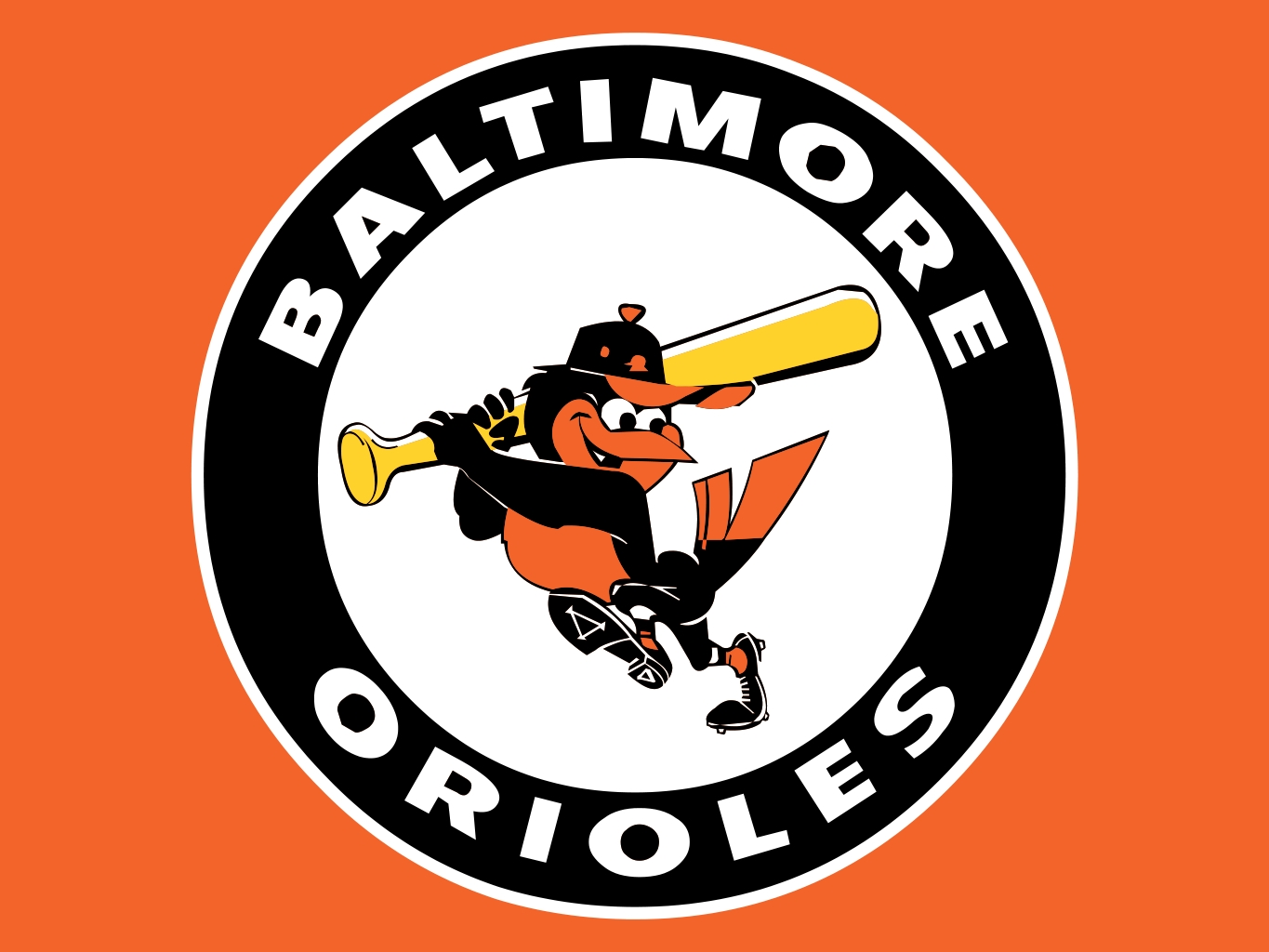 Baltimore orioles clipart free.