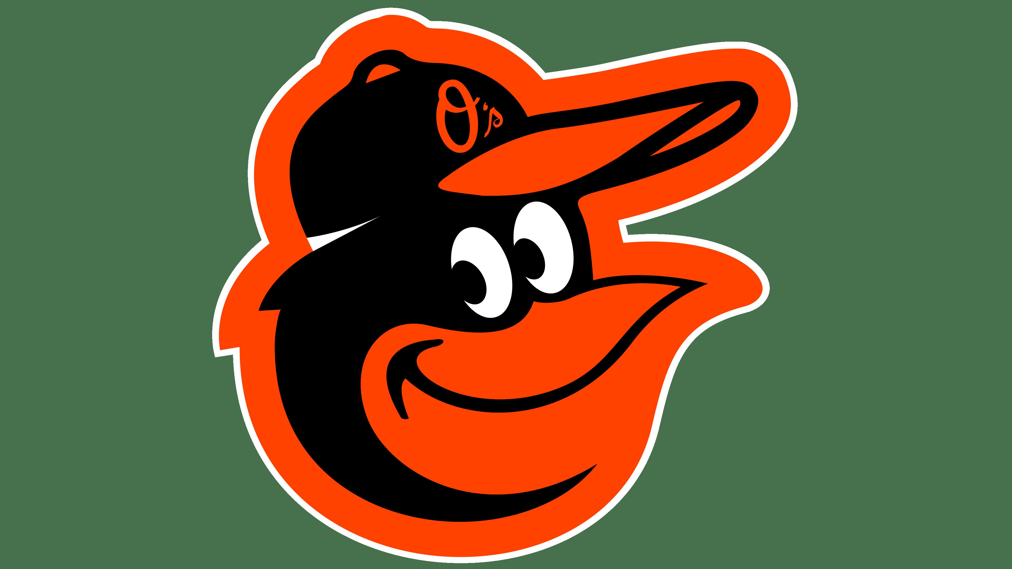 Baltimore Orioles Logos.