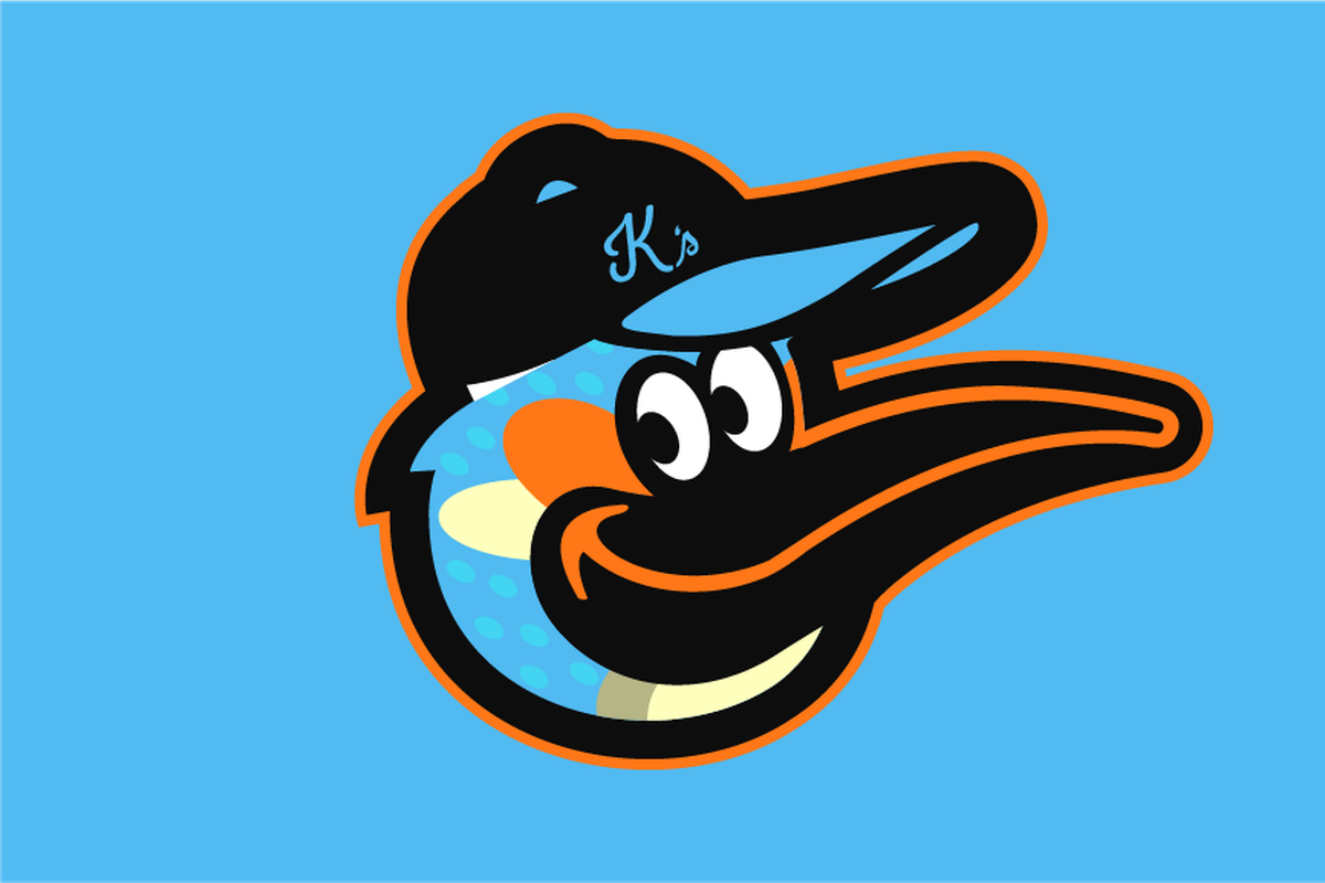 Creator of 'Other Birds as the Orioles Logo' talks inspiration and.
