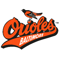 Baltimore Orioles Primary Logo.