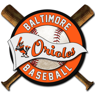 Baltimore Orioles Retro Logo transparent PNG.