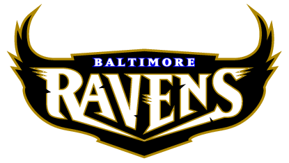 Baltimore Ravens Logo Large transparent PNG.