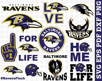 Baltimore ravens art.