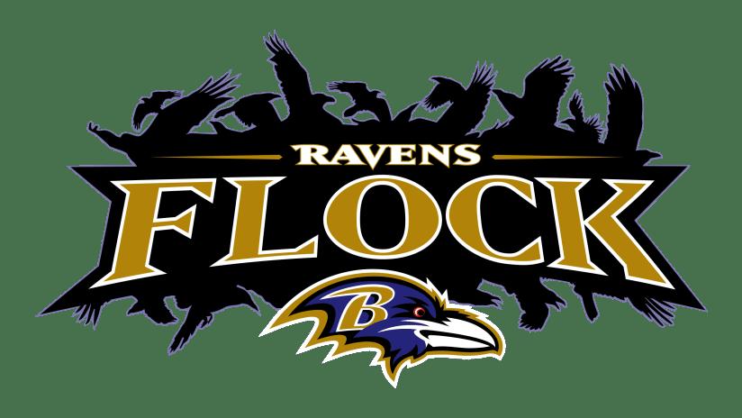 Ravens Flock.