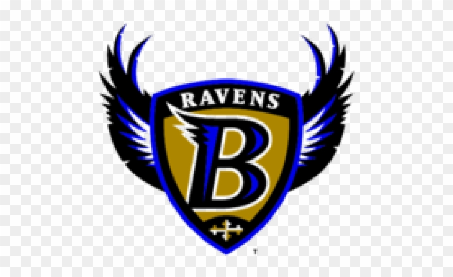 Baltimore Ravens Clipart Logo.