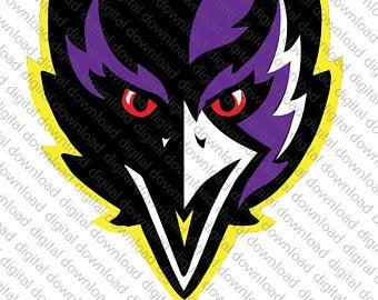 Baltimore ravens svg.