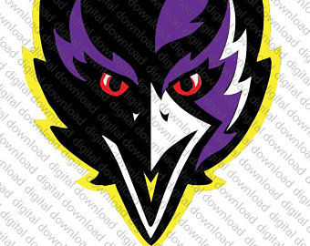Baltimore ravens svg.